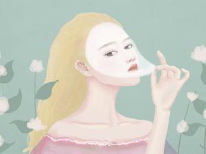 美容护肤小窍门 6种面膜让你肌肤如雪