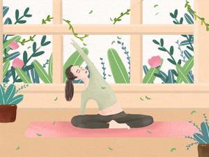 女性练习瑜伽有哪些好处