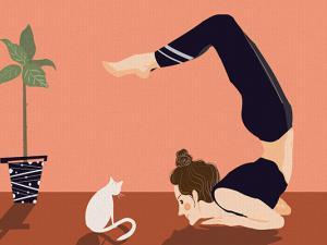 心灵瑜伽让你拥有优雅的气质