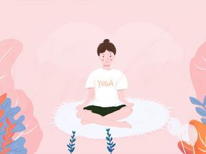 简易5式瘦腿瑜伽 让你轻松瘦腿