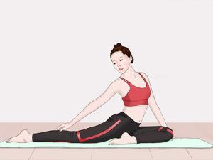 哈达瑜伽轻松打造理想身材