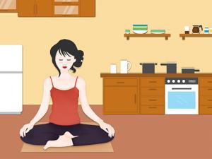 产后瑜伽对新晋妈咪的好处有哪些